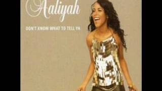 aaliyah---don-t-know-what-to-tell-ya