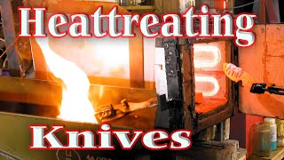 Heattreating Knives