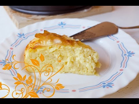 Soft Cheese Pie Recipe