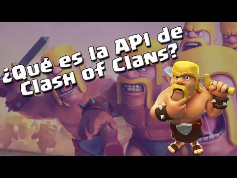 ¿Qué Es La API De Clash Of Clans? | Rarezas | Clash Of Clans