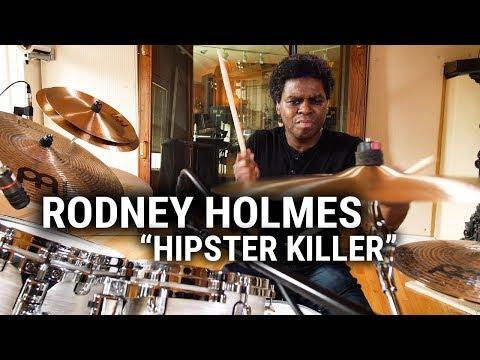 "Meinl Cymbals - Rodney Holmes - ""Hipster Killer"""