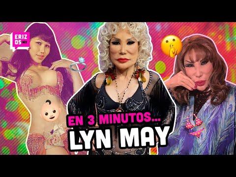 Lyn May EMBARAZADA y las polémicas de su vida | En 3 minutos