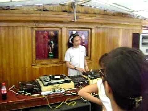 Kenji Takimi - Oki-Ni Boat Party - Electric Elephant Festival - 2009