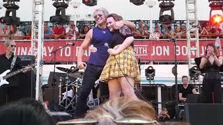 Скачать Jon Bon Jovi And KOS It S My Life RunAwayToParadise 28 08 19 Cruise