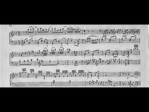 J. Haydn Piano Variations in f-minor Hob XVII/6 - Urtext Edition - Alvin Devonas with scores