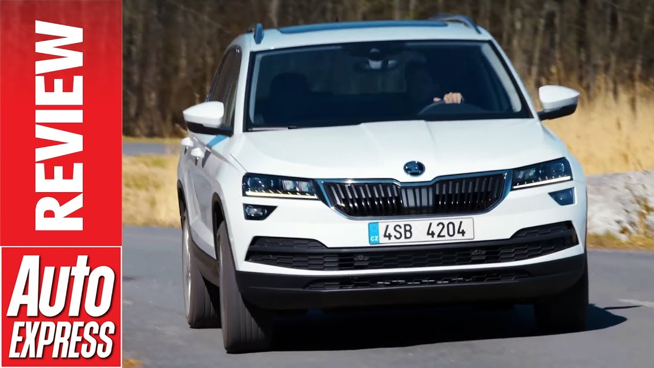 New Skoda Karoq SUV review: can it stand out in a crowded market? - Dauer: 3 Minuten, 19 Sekunden