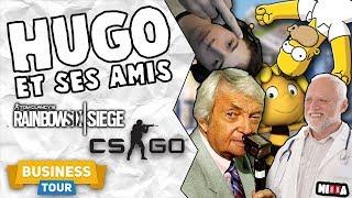 """Hugo et ses amis #13 : """"Ça sent comment ton nombril ?"""" (Compilation de jeu et d'ami)"""