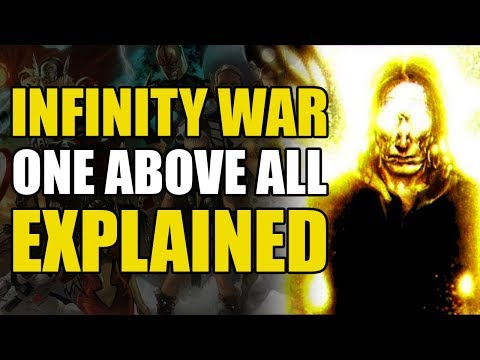 Infinity Gauntlet Leadup - One Above All