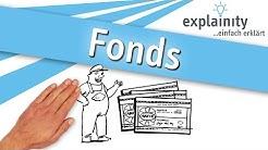 Fonds einfach erklärt (explainity® Erklärvideo)