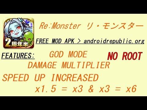 Exclusive - Re:Monster (リ・モンスター) v 5 1 9 [god mode