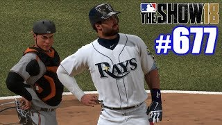 HOW TO ANGER THE CATCHER! | MLB The Show 18 | Road to the Show #677