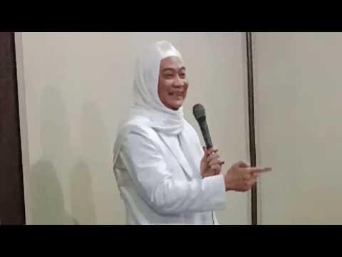 Ceramah Abuya Uci Tentang Sabar Di Acara Haul KH. Abdullah Bangun Masjid Cadasari Pandeglang