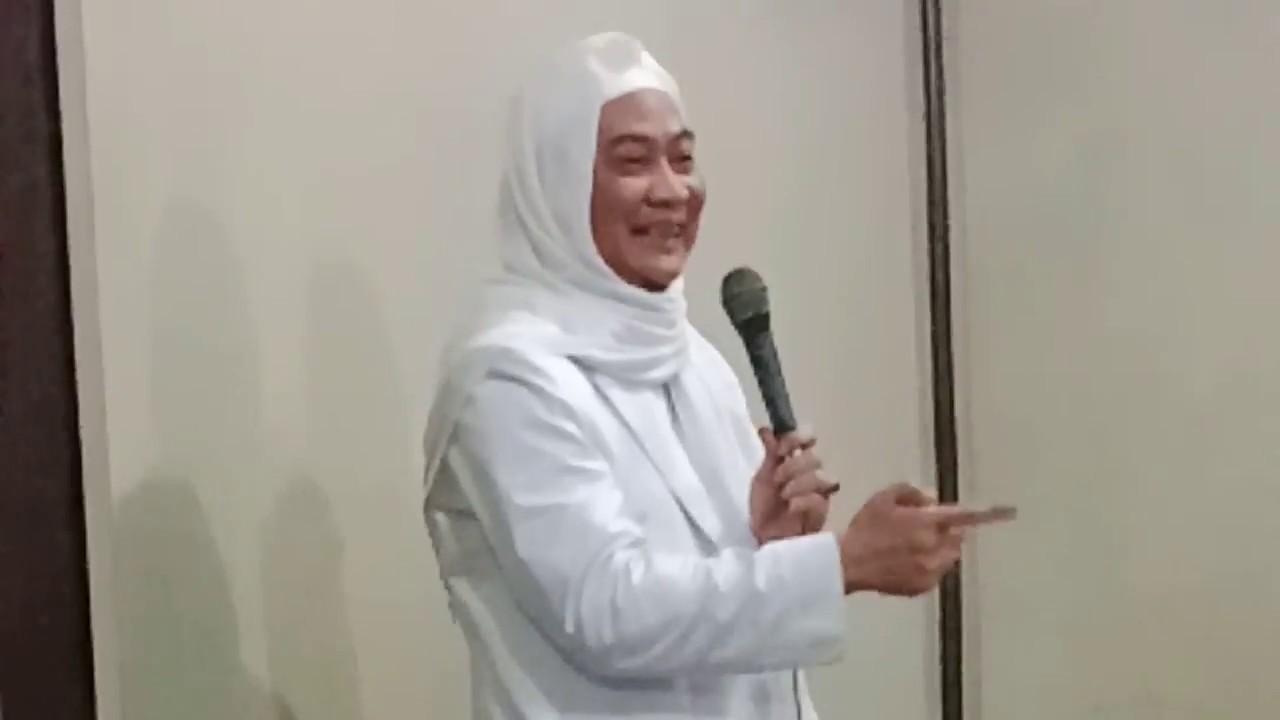 Ceramah Abuya Uci Tentang Sabar Di Acara Haul KH. Abdullah ...