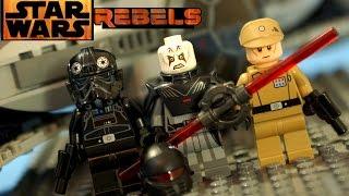 Лего Звёздные Войны Повстанцы 75082 + Мультфильм Анимация. Star Wars Rebels