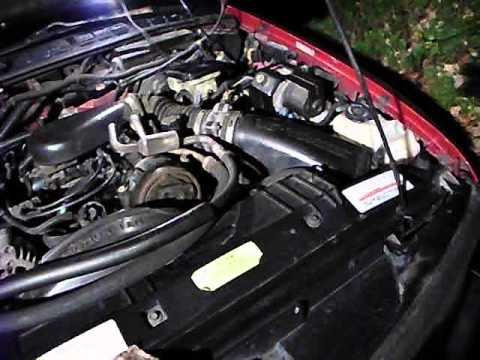 1997 chevy blazer 4 3l vortec throttle cleaning part