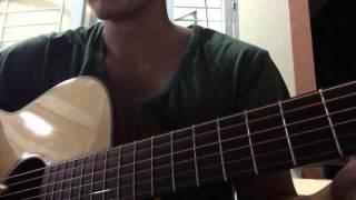 Vì sao cuối trời guitar cover