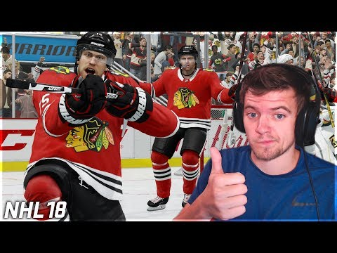 THE BEST COMEBACK EVER?! (NHL 18 CRAZY MOMENTS #3) - 동영상