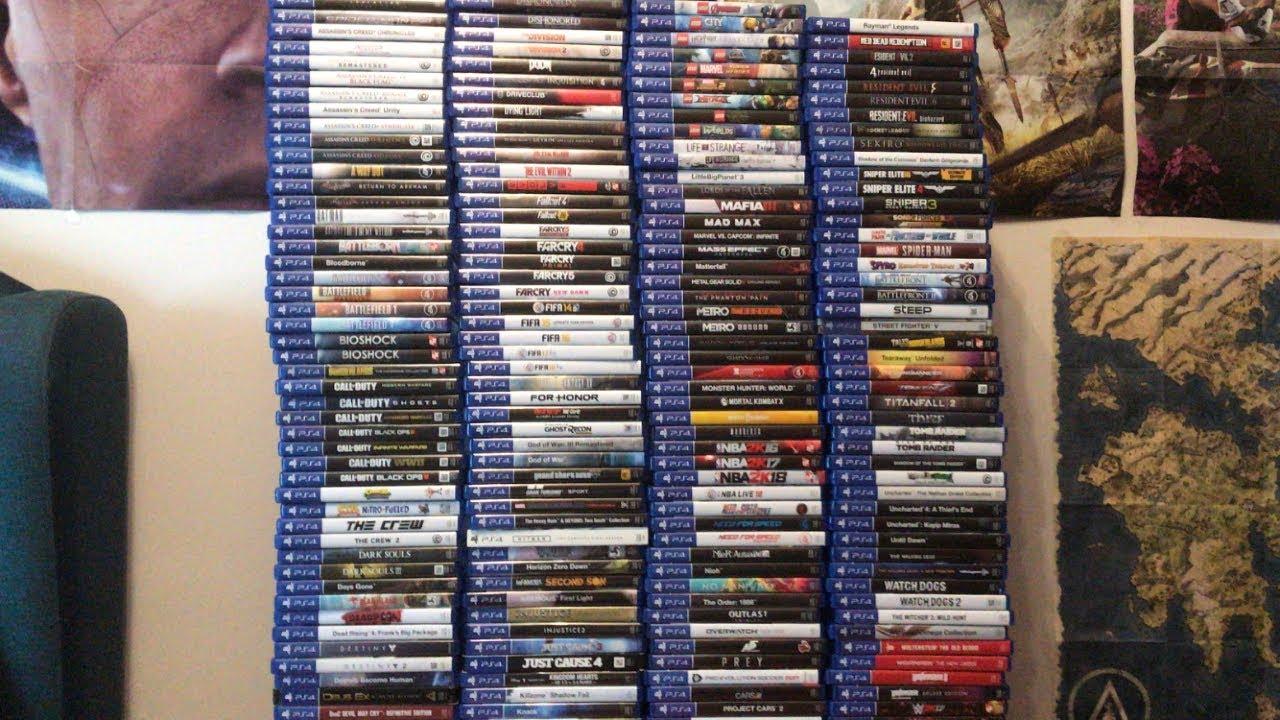 Download PS4 Koleksiyonum (200 Oyun)