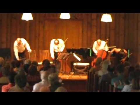 Arianna String Quartet and Tanya Bannister, Piano