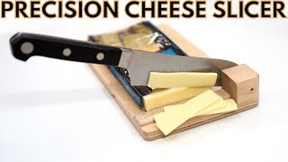 How To Make A Cheese Slicer - Homemade Kitchen Gadget