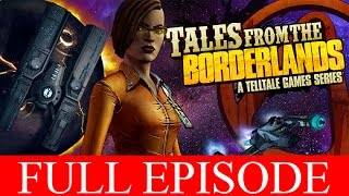 Tales from the Borderlands Full Episode 4 Walkthrough PC Gameplay Escape Plan Bravo