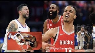 NBA Suspends Trevor Ariza & Gerald Green For 2 Games; CP3, Harden, Blake Cleared & Harden To Return