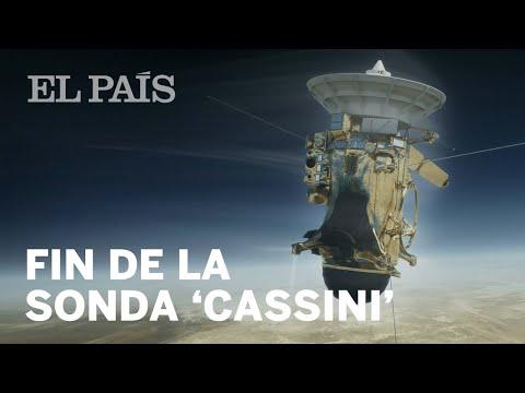 La sonda 'Cassini' se desintegra tras 13 años   Ciencia