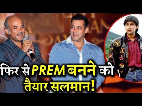 CONFIRMED: Salman Khan to Do A Family Drama Film With Sooraj Barjatya