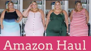 June Amazon Affordable Plus Size Haul