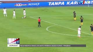 Malaysia vs Mongolia 2 - 2 | International 'A' Match 2018