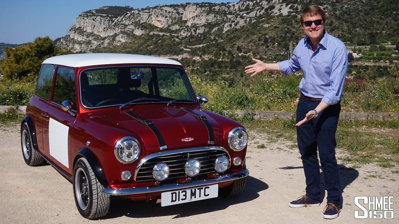 100k For A Mini The David Brown Mini Remastered Is Perfection Youtube