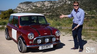 £100k for a Mini? The David Brown Mini Remastered is Perfection