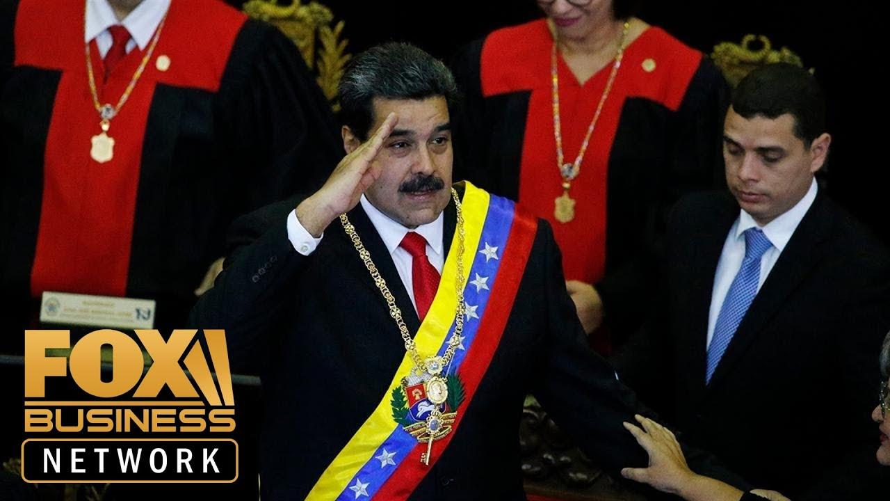 US announces new sanctions against Maduro officials
