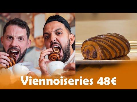 Viennoiseries à 4€ VS 48€ avec Jhon Rachid ! - Morgan VS