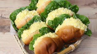 easy cook 간단한 아침식단 감자사다라빵 ♥엄마표…