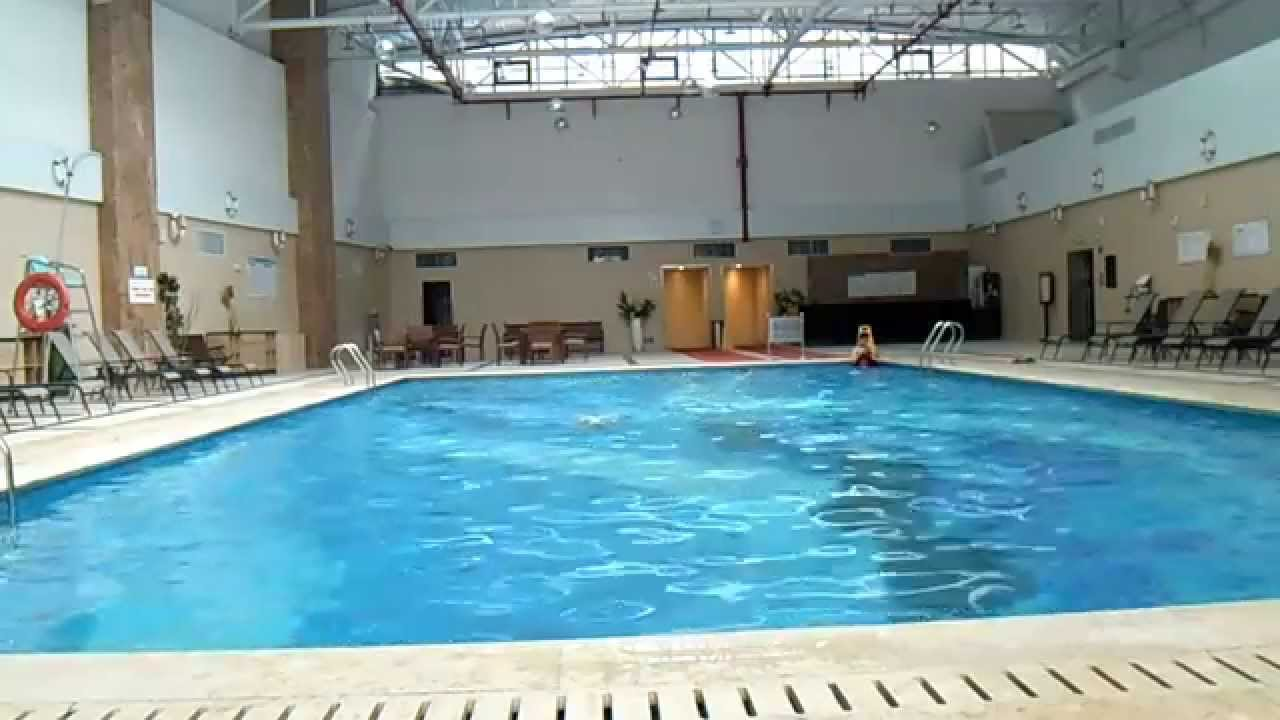 Hotel Indoor Swimming Pool Youtube