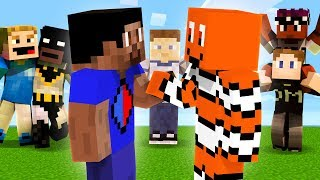 THE SIDEMEN WAR ENDS (Minecraft SIDECRAFT #5)
