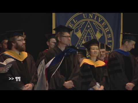 2017 Drexel Commencement: College of Arts & Sciences