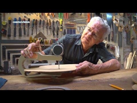 El Maestro Luthier Felipe Martínez en Slowly
