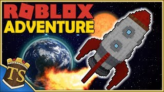 Danish Roblox   Build A Boat For Treasure-fly huge space rocket!