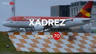 QUADRICULADO COLORIDO NOS AEROPORTOS EP #70