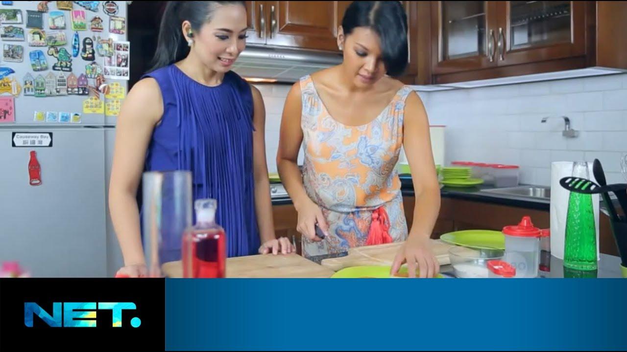 Feni Rose Korean Pancake Queen At Home Farah Quinn Netmediatama