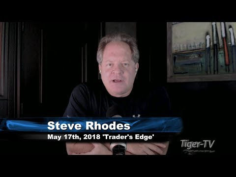 May 17th The Trader's Edge with Steve Rhodes on TFNN - 2018