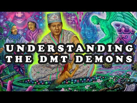 DMT AND DEMONIC POSSESSION (Why It Happens) | Spirit Guides