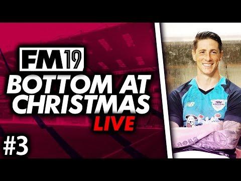 Football Manager 2019 | Burnley Live #3: Fernando Torres?! #FM19