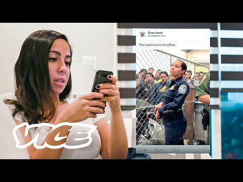 #ICEBae: The Officer That Went Viral From A Photo With Mike Pence