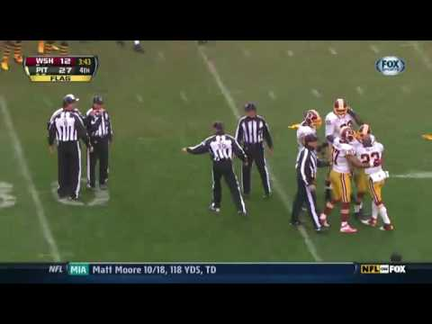 Hall Gets Tossed For Removing His Helmet & Verbally Confronting The Official