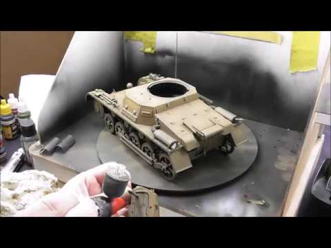 "mbk-builds-#004---1:16-panzer-i-ausf.a---part-2-""priming,-base-coat-&-decals"""