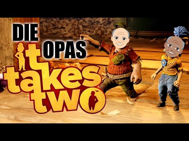 Die Opas sind zurück! 👴🏻 It Takes Two #01 [Lets Play | Deutsch]