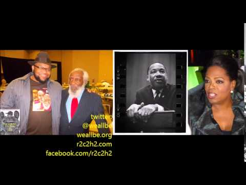 Baba Dick Gregory: Dear Oprah, Thank You For 'Selma'~12/14/2014